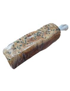 Pan de espelta y miel